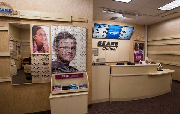 How Much at Eye Exam Costs at Sears Optical?